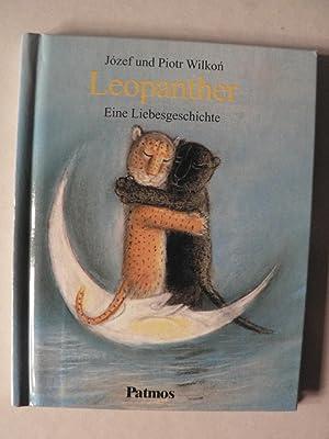 Leopanther. Eine Liebesgeschichte (Minibuch): Wilkon, Józef/Wilkon, Piotr/Herbst-Rosocha,