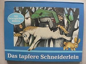 Das tapfere Schneiderlein. Mit beweglichen Bildern: Voitech Kubasta (Illustr.)