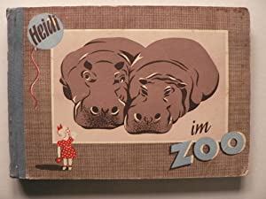 Heidi im Zoo. Ein Bilderbuch für Groß: Kurt Schaarschuch (Fotos)/Rolf
