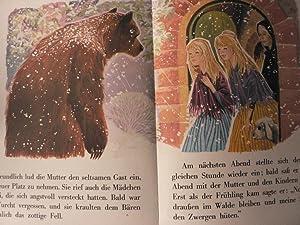 Schneeweißchen und Rosenrot/Der Wolf und die sieben: José Luis Macias