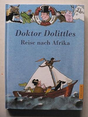 Doktor Dolittles Reise nach Afrika (Band 1): Sage, Alison/Lofting, Hugh/Scharnberg,