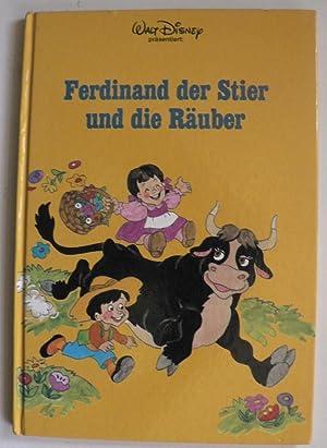 Ferdinand, der Stier und die Räuber: Walt Disney