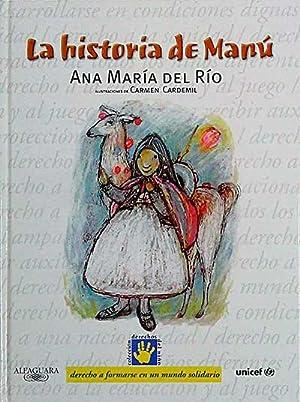 La historia de Manú: Ana María del