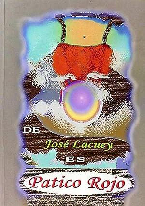 Patico rojo: Lacuey, José