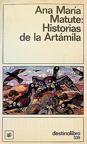 Historias de Artámila: Ana Maria Matute