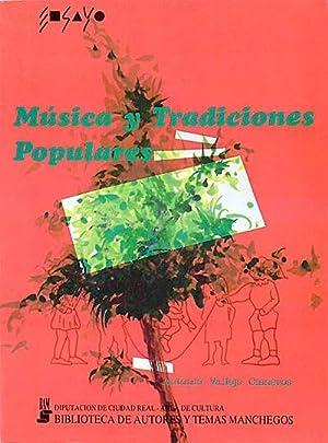 Música y Tradiciones Populares: Antonio Vallejo Cisneros