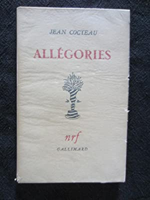 Allégories.: COCTEAU, Jean
