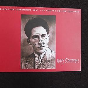 Jean Cocteau - Collection Dominique Bert -: Jean Cocteau