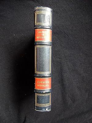 POESIES NOUVELLES. 1833 1852 - Poésies nouvelles: ALFRED de MUSSET