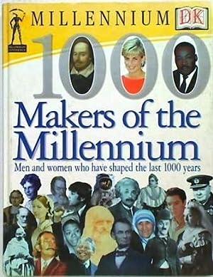 1000 Makers of the Millennium: Linda Martin (ed.)