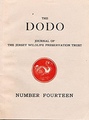 The Dodo: Journal of the Jersey Wildlife Preservation Trust Number 14: Jersey Wildlife Preservation...