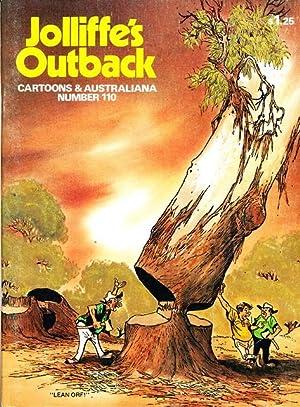 Jolliffe's Outback Cartoons & Australiana Number 110: Eric Jolliffe