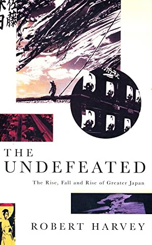 The Undefeated: The Rise, Fall and Rise: Harvey, Robert