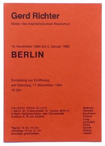 Vialibri Gerd Richter Bilder Des Kapitalistischen Realismus