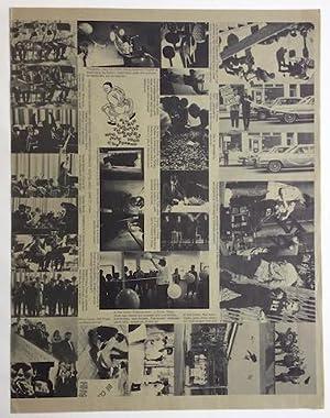 Fluxus Vaudeville TouRnamEnt. Fluxus No. 6. July,: FLUXUS NEWSPAPER.