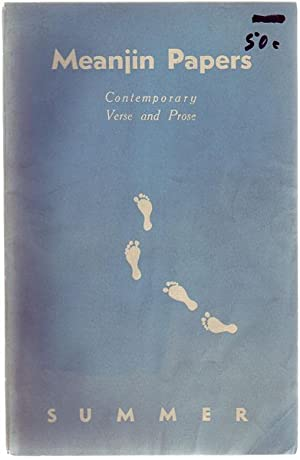 Meanjin Papers. Contemporary Verse and Prose. Summer.: CHRISTESEN, C. B;