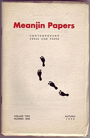 Meanjin Papers. A Literary Quarterly. Volume 2,: CHRISTESEN, C. B;