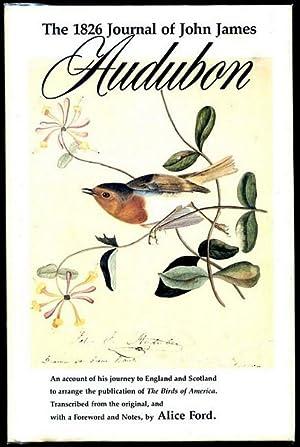 The 1826 Journal of John James Audubon.: AUDUBON, JOHN JAMES.