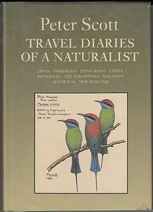 Travel Diaries Of A Naturalist III. Edited: SCOTT, PETER.