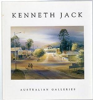 Kenneth Jack. Across Australia. 1991-1994. Melbourne October-November: KLEPAC, LOU.