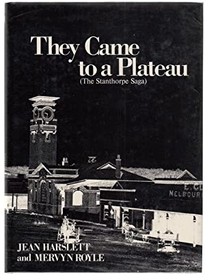 The Came To A Plateau. ( The: HARSLETT, JEAN ;