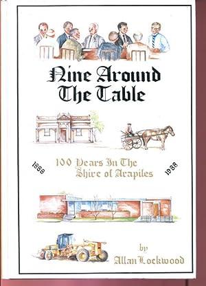 Nine Around the Table. 100 years in: LOCKWOOD, ALLAN.