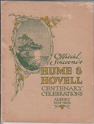 Hume & Hovell Centenary Celebrations. Albury 1824