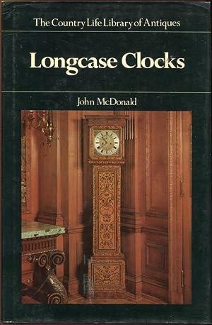 Longcase Clocks. The Country Life Library of: MCDONALD, JOHN.
