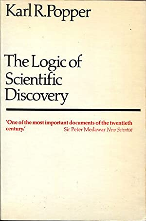 The Logic of Scientific Discovery.: POPPER, KARL R.
