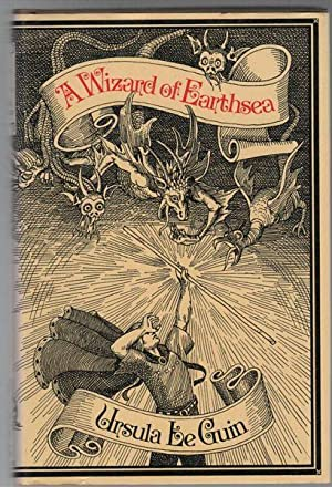 A Wizard of Earthsea.: LE GUIN, URSULA
