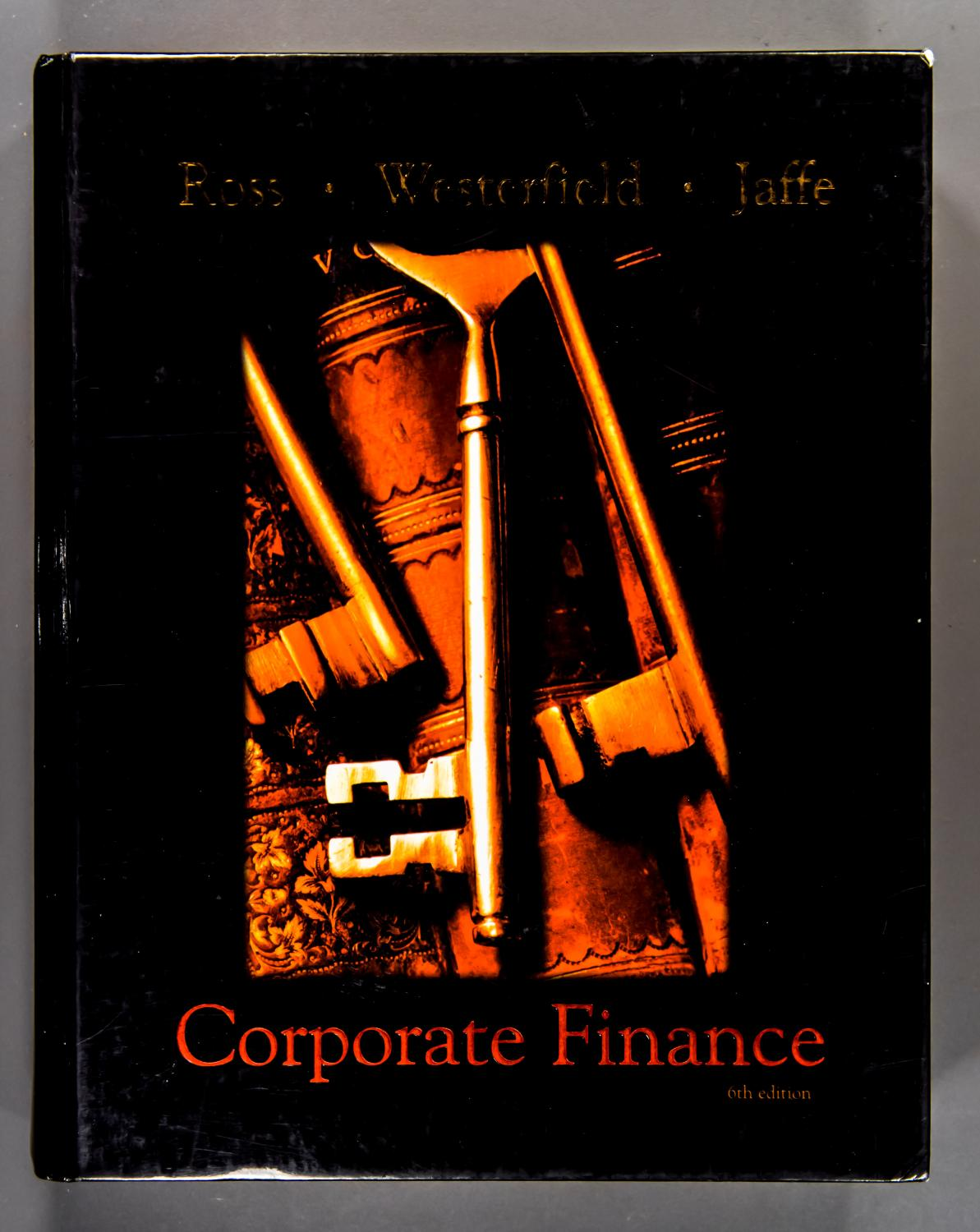 corporate finance ross ross westerfield Fundamentals of corporate finance 9th edition ross, westerfield, jordan solution manual, we deliver the files instantly, so you do not have to wait days.