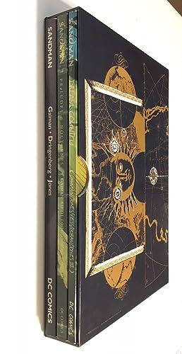 The World of the Sandman: Boxed Set: Gaiman, Neil