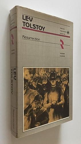 Resurrection: Tolstoy, Lev, Olga