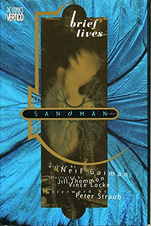 Sandman Brief Lives