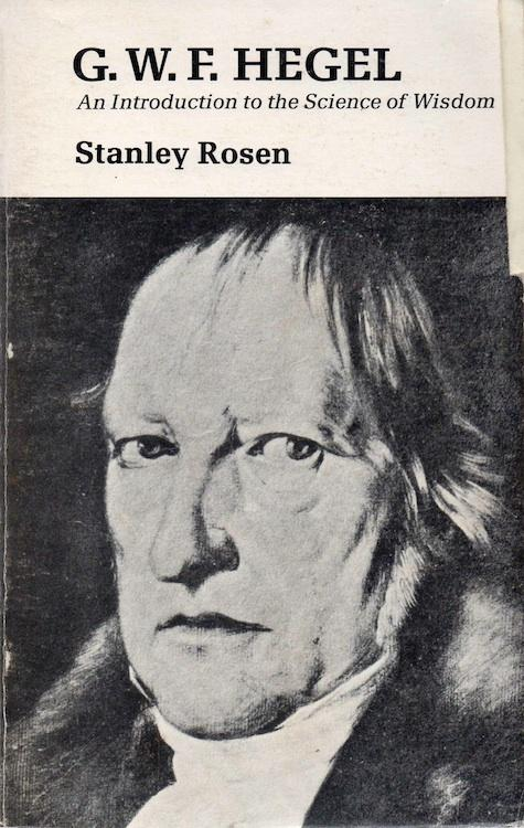 stanley rosen nihilism a philosophical essay Stanley rosen, nihilism a philosophical essay [book review] about us editorial team general editors: david bourget (western ontario) david chalmers (anu, nyu).