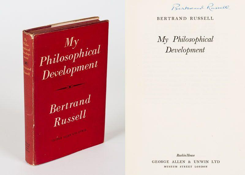 a view on the value of philosophy by bertrand russell and the study of uncertainty Unanswered questions: the philosophy of bertrand russell the premise of the book is that the value of a field of study the uncertainty of philosophy.