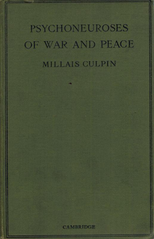 war and peace thesis