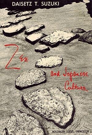 Zen and Japanese Culture.: Suzuki, Daisetz T.