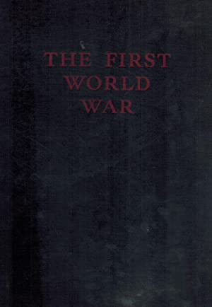 The First World War. A Photographic History.: Stallings, Laurence. (Editor).