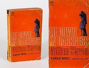 Lie Down In Darkness.: Styron, William.