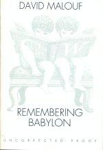 remembering babylon Start studying remembering babylon characters learn vocabulary, terms and more with flashcards, games and other study tools.