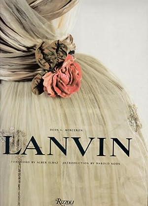 Lanvin: Merceron, Dean L