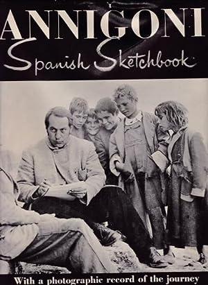 Annigoni - Spanish Sketchbook: Annigoni, Pietro &