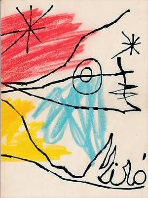 Joan Miro: Penrose, Roland (introduces)