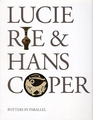 Lucie Rie & Hans Coper - Potters: Coatts, Margot (edits)