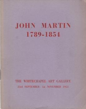 John Martin 1789-1854: Balston, Thomas (John