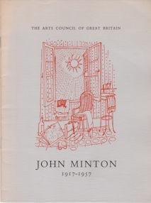 John Minton 1917-1957: Middleton, Michael (John