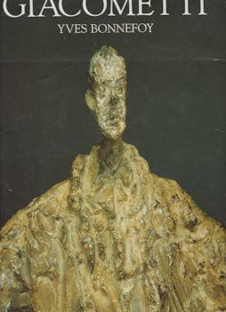 Alberto Giacommetti - A Biography of his: Bonnefoy, Yves (Alberto