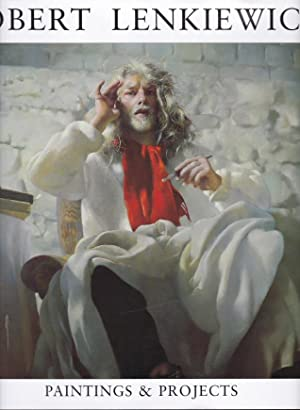 R.O. Lenkiewicz - Paintings & Projects: Mallett, Francis (introduces)