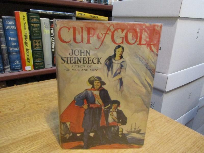 Cup of Gold Steinbeck, John Fine Hardcover